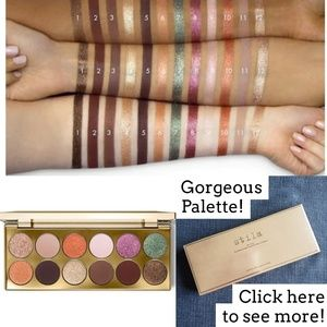 Stila -After Hours Eyeshadow Palette